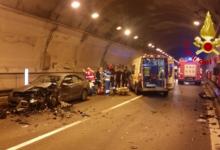Caposele| Incidente nella galleria, feriti un ragazzo e tre donne