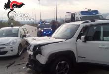 Flumeri  Jeep contro autocarro, intera famiglia in ospedale: feriti anche 3 minori