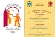 """A Benevento si celebra la """"II Giornata dei poveri"""""""