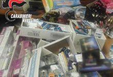 Irpinia|Articoli natalizi contraffatti: sequestri di luci e giocattoli, multe per 15mila euro