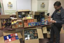 Pietradefusi| Natale sicuro, 168 kg di botti sequestrati dalla Guardia di Finanza