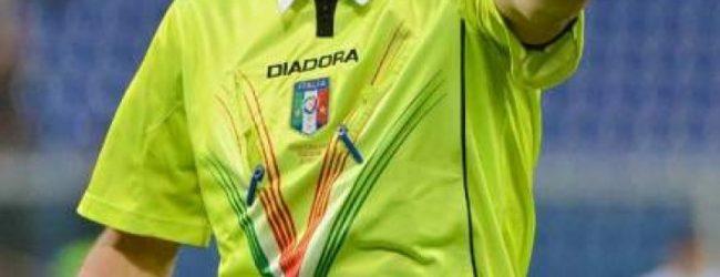 Spezia-Benevento, confermato l'arbitro per il recupero