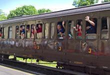 """Treno Storico """"Sannio Express"""" nei borghi del tartufo"""