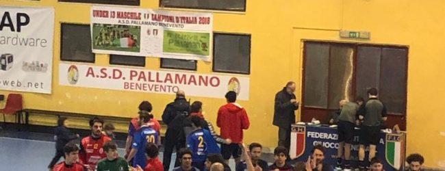 Pallamano Benevento, il bilancio delle squadre al termine del girone d'andata