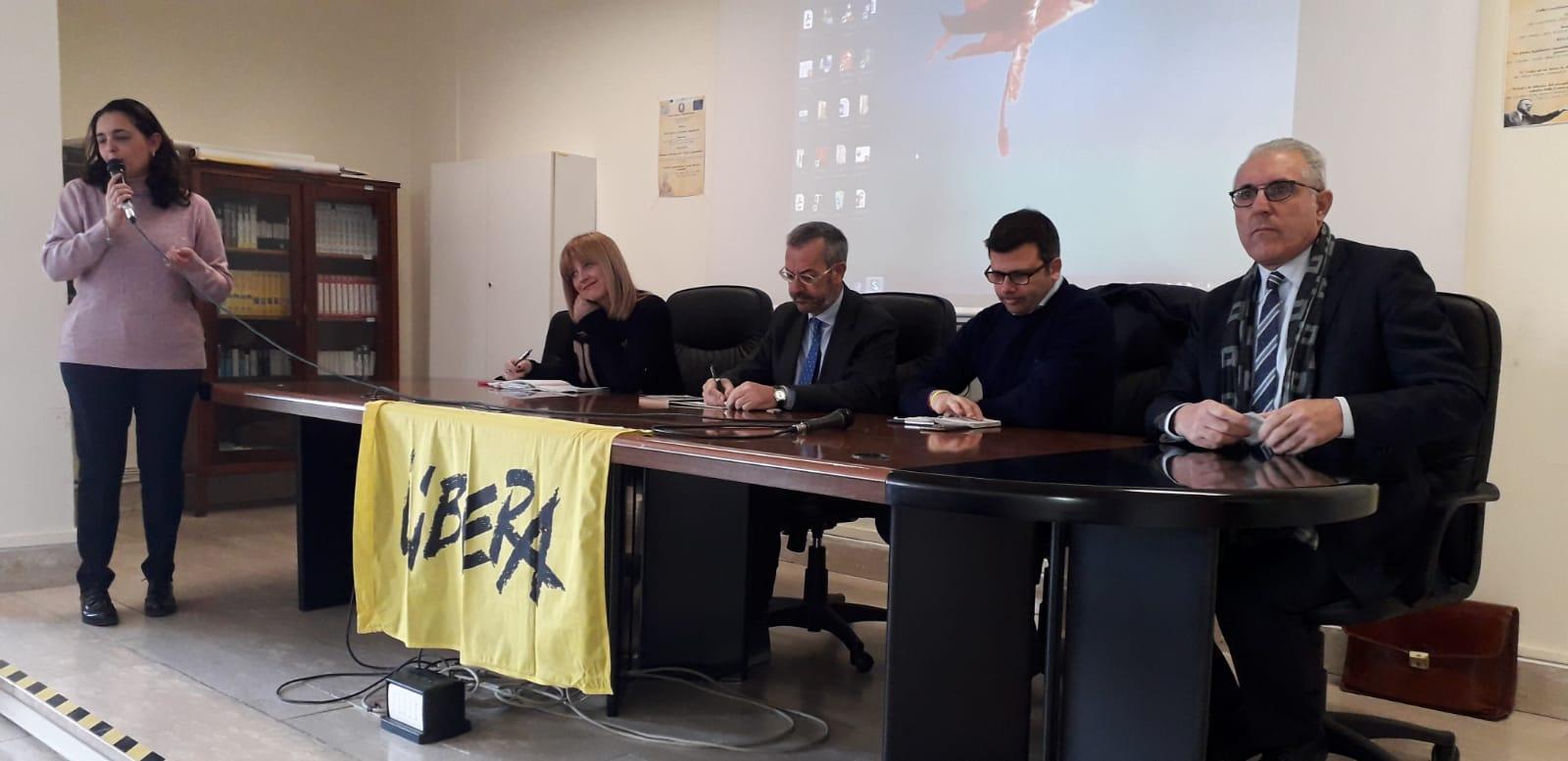 Benevento| Giornate di Lic..enza, Policastro: la scuola gioca un ruolo centrale nella battaglia contro il malaffare