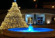 """Natale a Paupisi, torna l' """"Albero dei Selfie"""". Inaugurazione il 9 dicembre"""