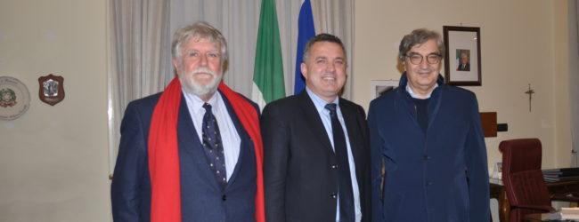 Benevento| Il Presidente della Provincia Di Maria incontra il Prefetto