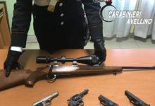 Melito Irpino  In giro con due pistole in borsa, mamma e figlio denunciati