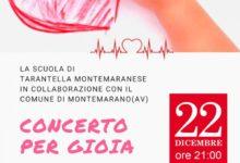 Montemarano|Solidarietà, sabato il concerto per raccogliere fondi per la piccola Gioia