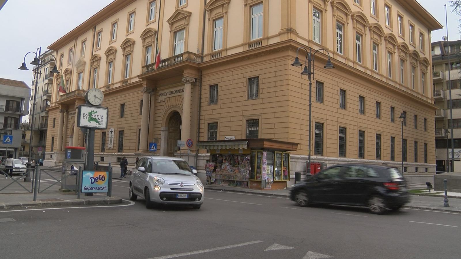 Avellino  Rapina l'edicola in via De Sanctis, bloccato dalla polizia