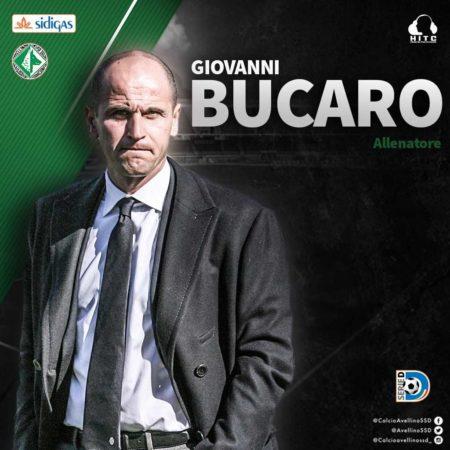 Giovanni Bucaro nuovo allenatore dell'Avellino