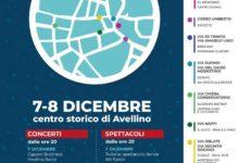 Avellino| Natale in Centro, due giorni di festa organizzati dall'associazione di via Nappi