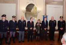 Avellino| Un omaggio agli operatori di polizia intervenuti nell'assalto al portavalori