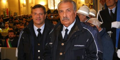 Benevento| Successo per la festa della Polizia locale