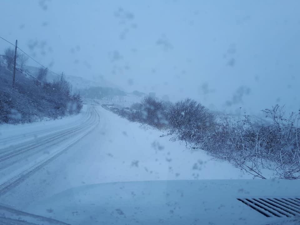 Neve e gelo, allerta meteo dalla mezzanotte fino alle 12 di domani