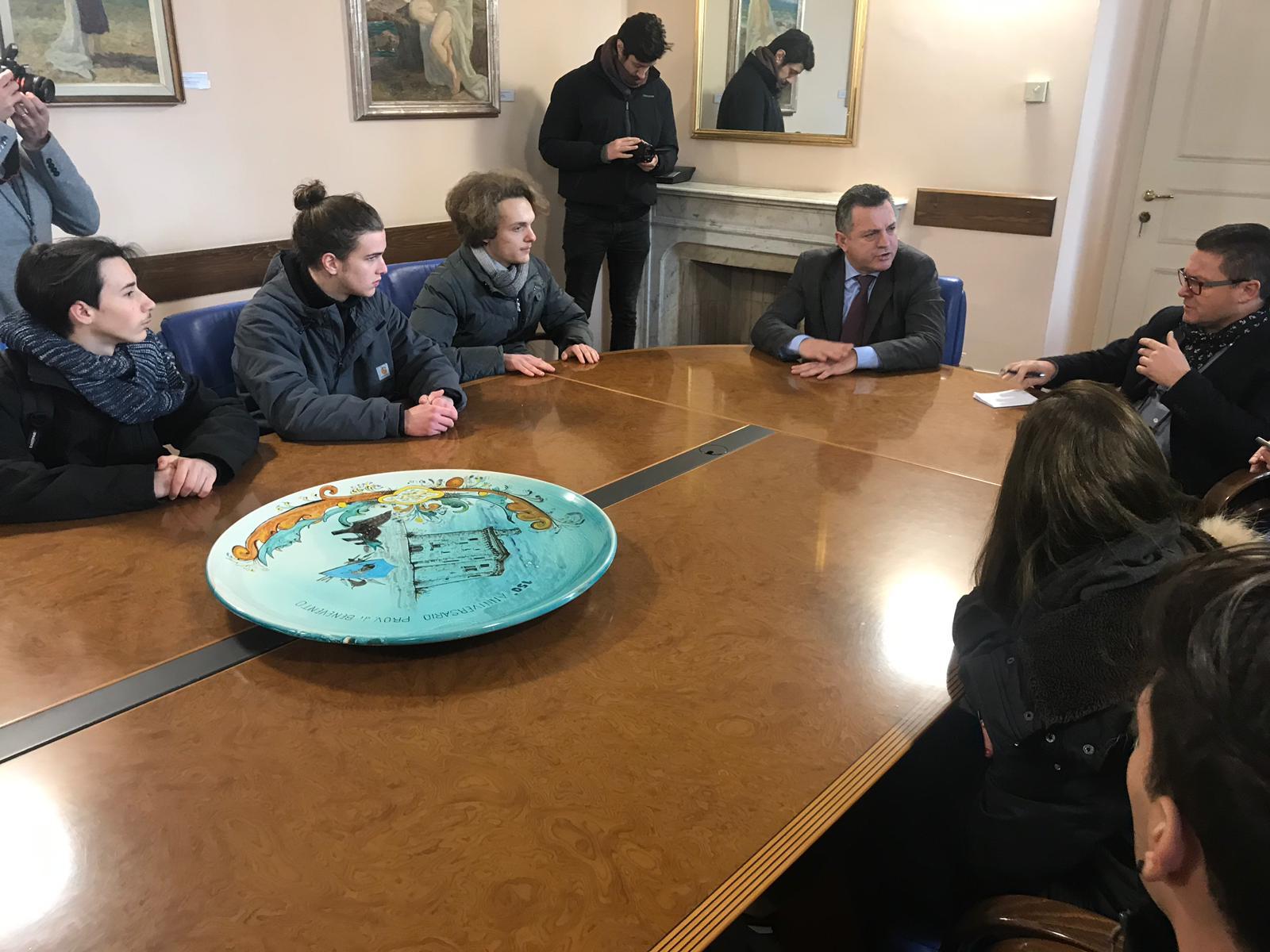 Disagi scuole a Benevento, confronto studenti – Provincia