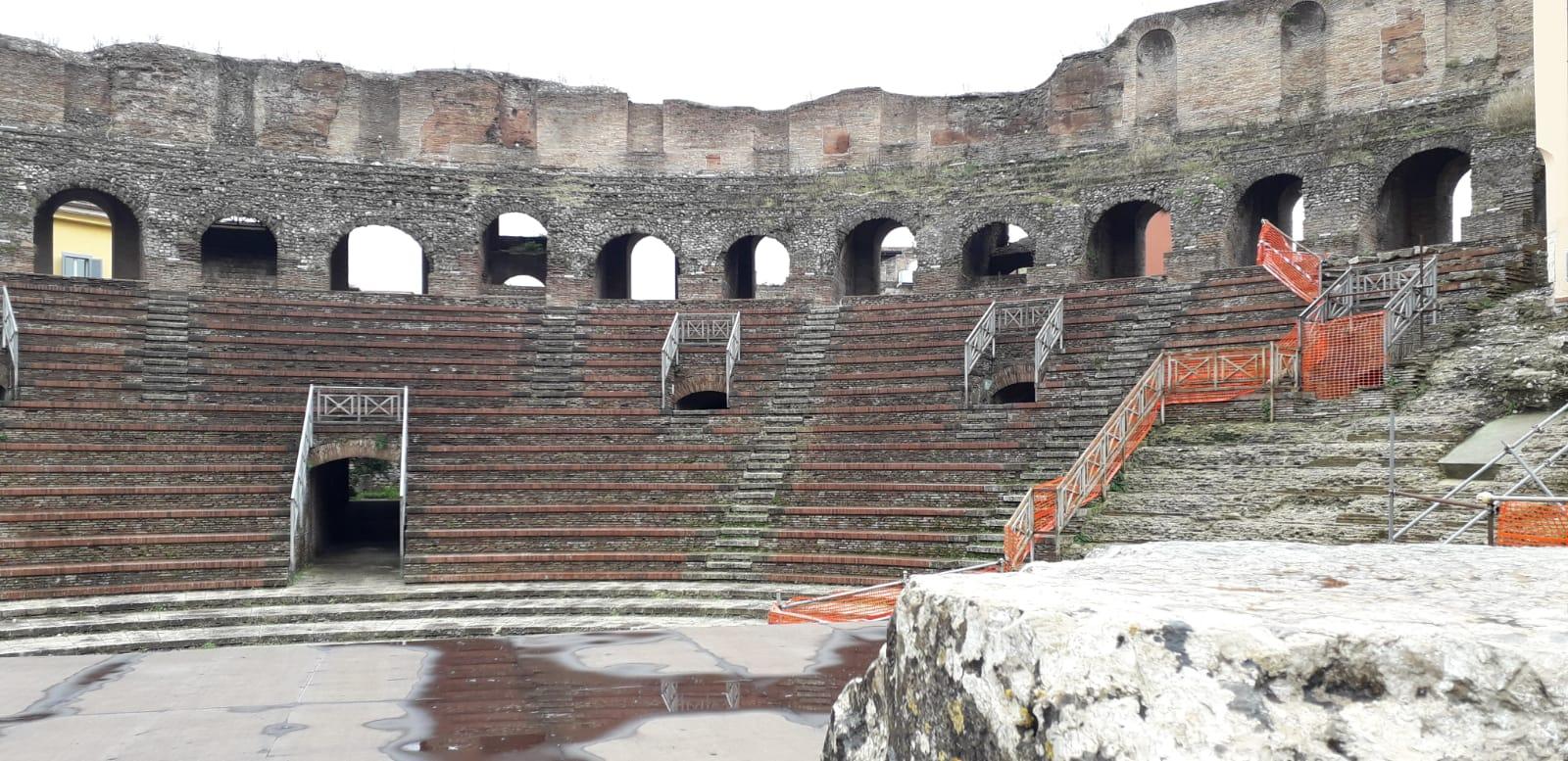Benevento| Lunedì 25 novembre la Giornata internazionale per l'eliminazione della violenza contro le donne: ingresso gratuito al Teatro Romano e Museo Caudino