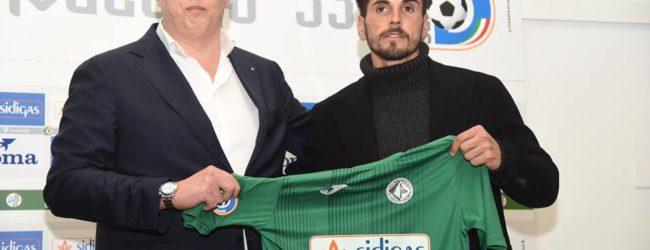 Avellino, ricorso accolto: Alfageme potrá giocare in bianco-verde