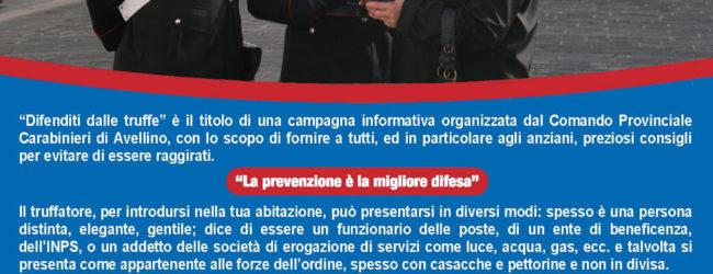 Ariano Irpino| Soldi per evitare l'arresto al nipote, ennesima truffa ai danni di un'anziana