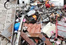 Conza della C.| Raccolta e trasporto illeciti di rottami ferrosi, denunciato 25enne