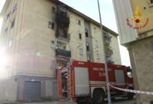 Montoro|Incendio nella palazzina Iacp, inquilini spostati in albergo. Domani i sopralluoghi