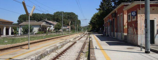Cervinara| Ruba cavi di rame in stazione e viene arrestato
