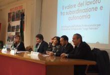 """All'Istituto Professionale Palmieri di Benevento si è discusso sul tema """"Il valore del lavoro tra subordinazione e autonomia"""""""