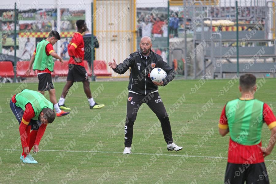 """Benevento, Bucchi: """"Vittoria storica. La dedichiamo ai tifosi"""""""