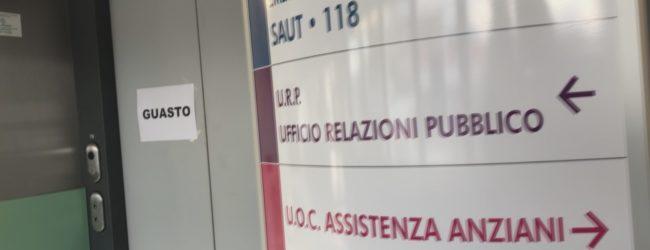 San Giorgio del Sannio  Ascensore ancora guasto al distretto Sanitario dell'Asl