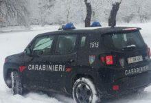 Bagnoli Irpino| Bloccati con le auto della neve, i carabinieri soccorrono 5 persone