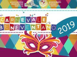 Maschere e carri, il 5 Marzo il carnevale a Benevento