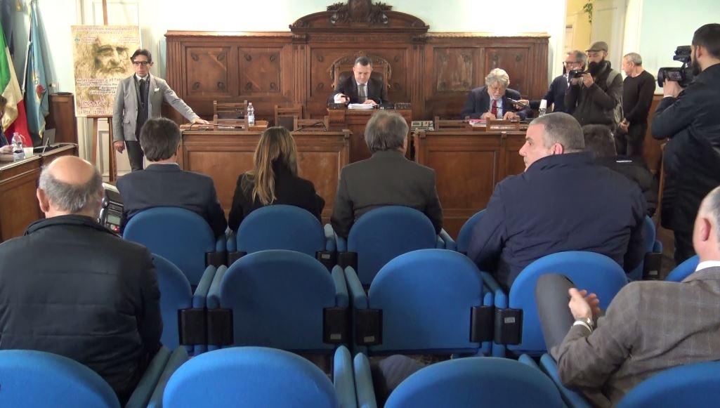Benevento| Rocca dei Rettori, consiglio provinciale il 18 Settembre