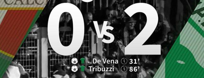 De Vena – Tribuzzi (e Viscovo): l'Avellino vittorioso a Lanusei