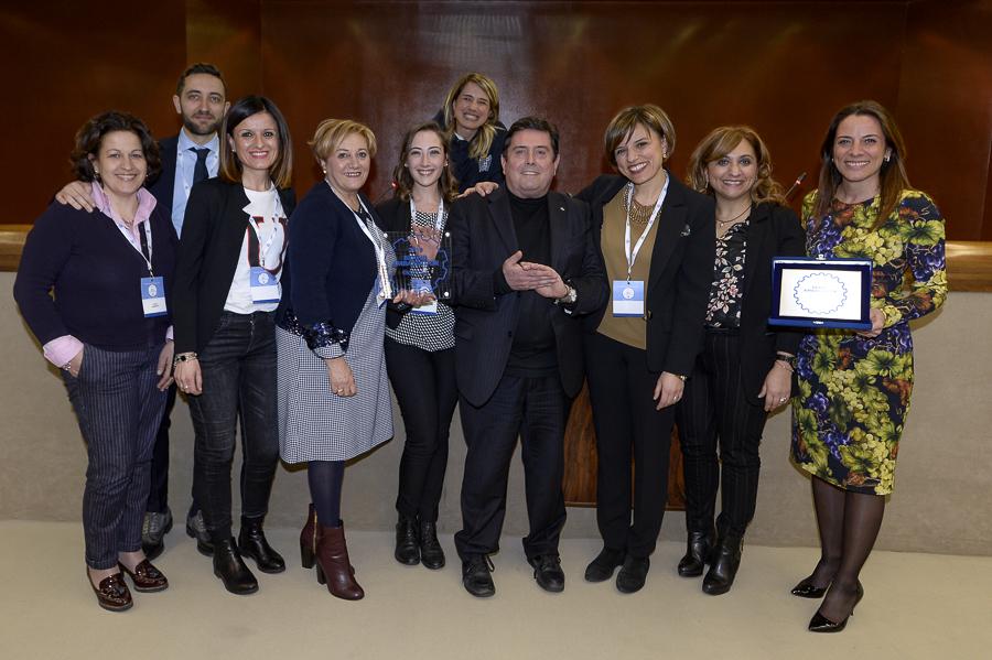 Confindustria Benevento premiata a Roma – best performer per marketing associativo