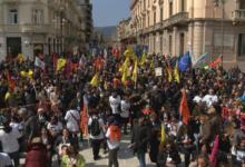 Avellino| Vittime innocenti delle mafie, in 8000 al corteo per chiedere giustizia
