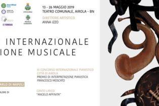 """Concorso Internazionale di Esecuzione Musicale """"Città di Airola"""", rinnovata la partnership con il San Carlo: 12 mila euro in palio"""
