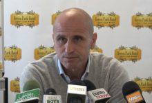 """Avellino, Bucaro: """"Abbiamo il dovere e l'obbligo di provare a vincerle tutte, siamo l'Avellino"""""""