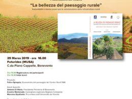 Benevento  La bellezza del paesaggio,si presenta il libro a Futuridea