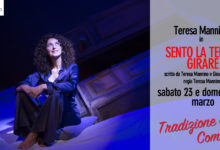Avellino| Teatro Gesualdo, in attesa di Luca Carboni ecco lo show di Teresa Mannino