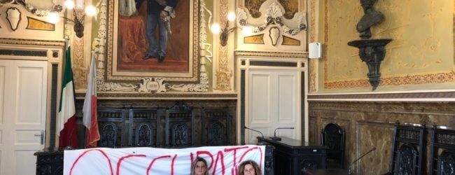 Sant'Agata de'Goti| Ospedale Sant'Alfonso, Comitato occupa il Comune