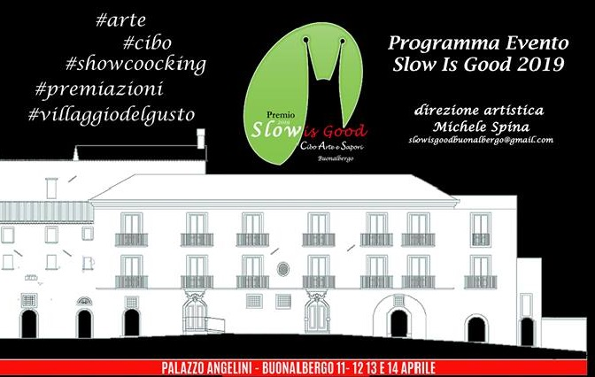 Buonalbergo| Chiude i battenti Slow is Good