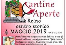 "Reino| ""Cantine Aperte"", al via l'ottava edizione"