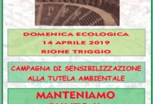 Benevento| Seconda giornata ecologica nell'antico quartiere Triggio