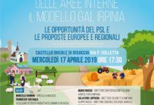 Bisaccia| Il Gal Irpinia e la sfida del distretto rurale, domani confrontro con Petracca e Cozzolino