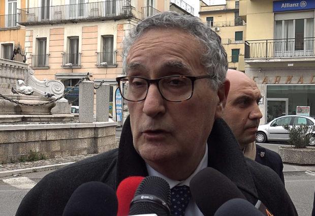 Benevento  Roberti: abuso d'ufficio resti intonso