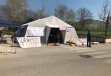Ospedale Sant'Agata, attiviste interrompono sciopero della fame e lasciano il presidio