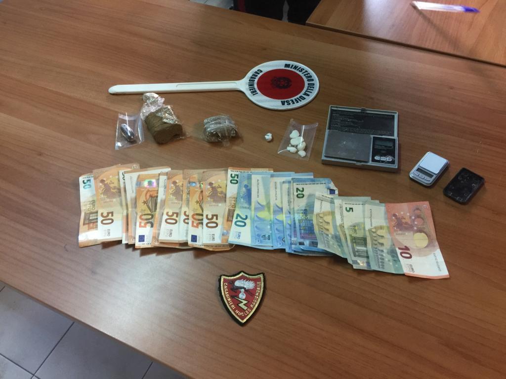 Benevento| Deteneva stupefacenti in uno scantinato: arrestato dalla Polizia