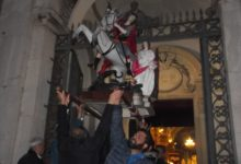 Airola| Celebrata la festa di San Giorgio Martire patrono dei cavalieri