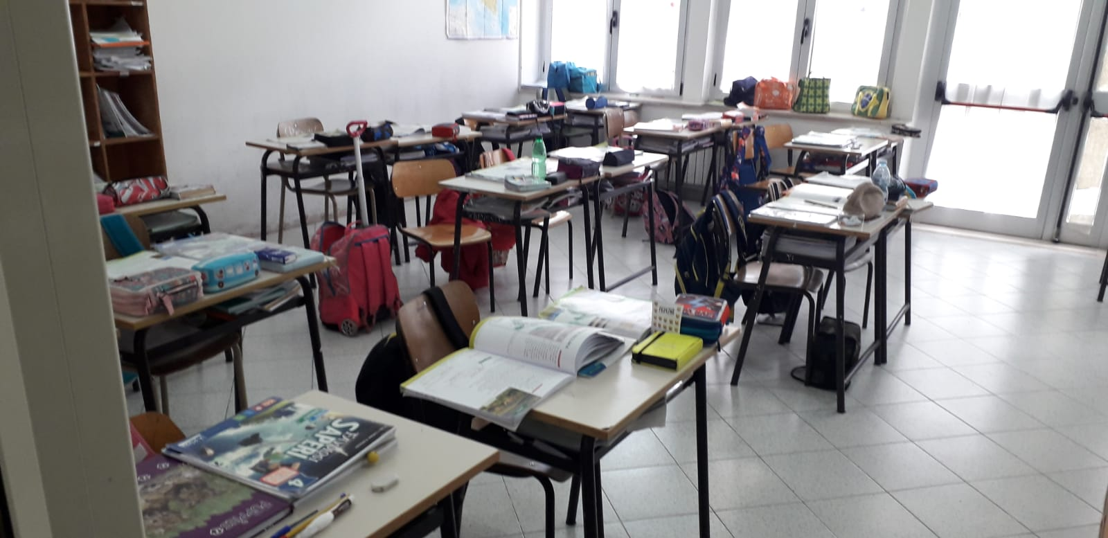 Codacons Benevento su reiterata sospensione anno scolastico: chiediamo la verifica degli atti