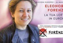 Benevento| Europee 2019, Eleonora Forenza domani sera al Morgana
